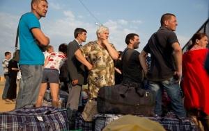 миграционная служба россии, крым, аннексия, лнр, днр, луганск, донецк, беженцы, переселенцы, донбасс, новости украины, россия