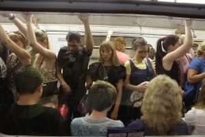 москва, метро, перепалка, украина, россия, нация, видео, русские