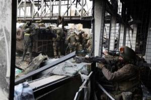 аэропорт Донецка, зачистка, армия Украины, ДНР, ВСУ, восток Украины, Донбасс, война, АТО, раненые, Бирюков