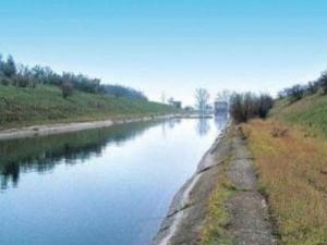 канал, вода, ремонт, бои, восстановление