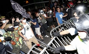 гонконг, столкновения, полиция