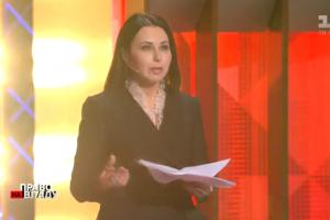 мосейчук, медушевская, ток-шоу, скандал, политика