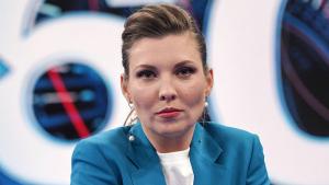 Ольга Скабеева, Украина, политика, СНБО, сивохо, лига смеха, зеленский
