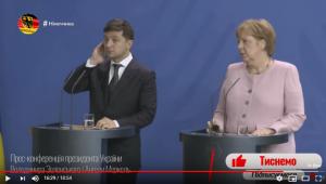 Газпром, Нафтогаз, Россия,  Зеленский, Меркель, газ, контракт, переговоры, Украина