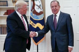 Дональд Трамп, Лавров, США, Россия, СМИ, МИД России, Встреча