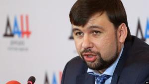 Денис Пушилин, Украина, Россия, граница, контроль Владимир Зеленский