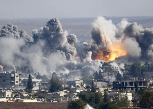дейр-эз-зор, сирия, авиаудары, терроризм, война в сирии, происшествия, жертвы, асад