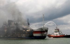 кораблекрушение, греция, италия, адриатическое море, паром Norman Atlantic, происшествие, общество, трагедия