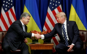 США, Украина, Петр Порошенко, Дональд Трамп, Вооружение, Украинская армия