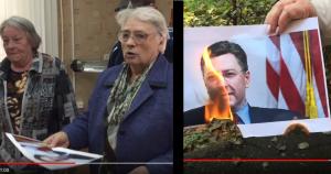 Россия Путин Курт волкер санкции наказания пенсионерки видео соцсети