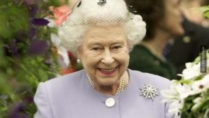 королева, елизавета, трон, великобритания, депутаты, поздравление