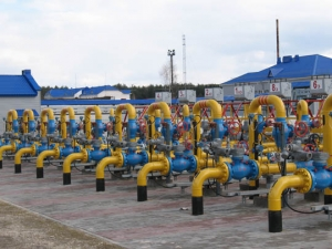 газ, пхг, украина, запас