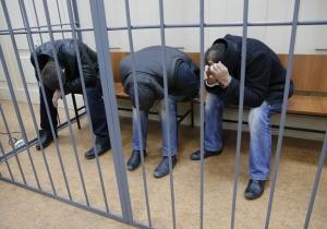 арест, немцов, подозреваемые