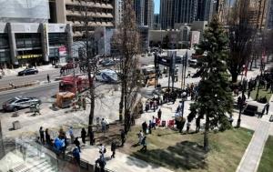 канада, торонто, дтп, происшествие, грузовик, жертвы