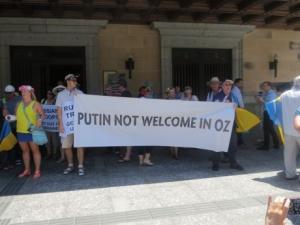 Австралия, Россия, Путин, юго-восток, ДНР, Донбасс, ЛНР, Луганск, G20