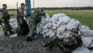 Аэропорт, Донецк, Пески, бой, ополчение, ВСУ, ранены, потери