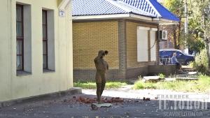 славянск, декоммунизация, происшествия, восток украины, донбасс