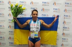 украина, европа, победа, золото, спорт, легкая атлетика