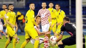Новости футбола, футбол, Хорватия, Косово, чемпионат мира-2018, происшествия