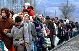 ес, мигранты, беженцы,