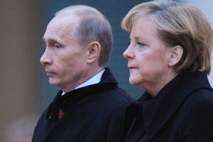 АТО, ДНР, восточная Украина, Путин, Меркель