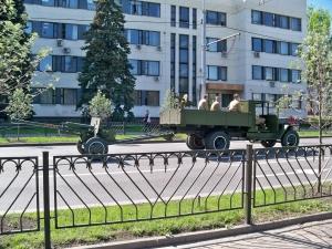Украина, Донецк, ДНР, парад на 9 мая, общество, терроризм, политика