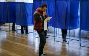происшествия, выборы в Мариуполе, пьяный избиратель, бюллетень, ОПОРА