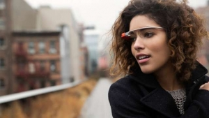 Google Glass, Google, This Place