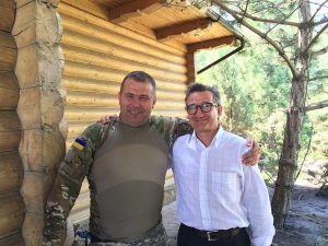 сергей тарута, батальон азов, батальон, днепр, новости донецка, ситуация в украине