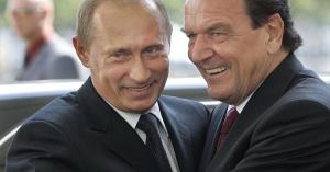 россия, шредер, германия, путин, скандал, украина, донбасс, война