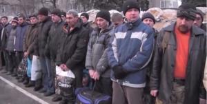 днр, освобождение, военные, армия украины, пленные