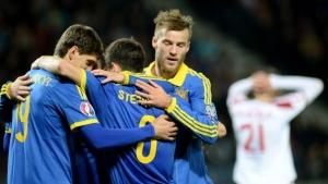 сборная украины по футболу, сборная беларуси по футболу, новости футбола, евро-2016, чемпионат европы по футболу, сидорчук