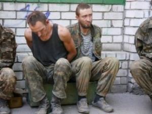 юго-восток, Донбасс, военнопленные, АТО, нацгвардия, Донецкая республика, ДНР, Луганск, ЛНР, мир в Украине, Украина
