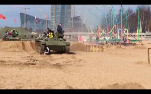 танк т-60, дети, россия, происшествия, санкт-петербург, фестиваль