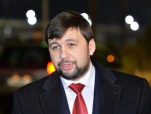 новости украины, новости донецка, днр, денис пушилин