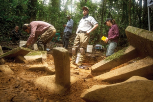 Гондурас, ацтеки, Белый город, наука, медицина, здоровье, лейшманиоз, археология, Кортес, москиты