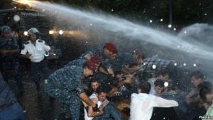 ереван, митинг, протест, арменияа
