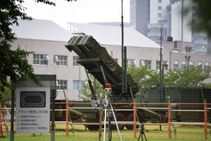 Япония, КНДР, США,  Система противоракетной обороны Patriot, Гуам