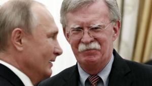 россия, сша, вашингтон, москва, кремль, трамп, путин, болтон, встреча, переговоры, визит, страна-агрессора войтоловский, стратегическое сдерживание, капитуляция, намек, васильев