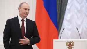 крым, путин, россия, посещение