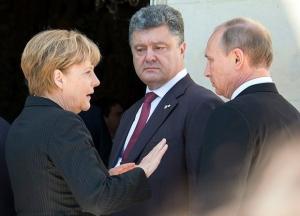 порошенко, донбасс, политика,  общество, путин, меркель, олланд, нормандская четверка