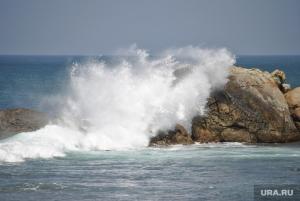 Япония, цунами, чудовище, стихия, происшествия, общество
