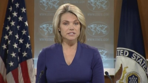 США, Госдеп, Санкции в отношении России, Кремль, Хизер Науерт, Российская разведка, Оборона РФ