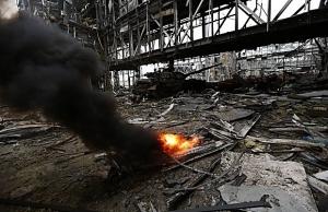 война в Донбассе, Украина, Россия, ОБСЕ, ДНР, Пургин, донецкий аэропорт, Донецк, армия Украины, АТО, Вооруженные силы Украины, юго-восток Украины