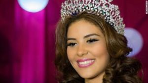 мисс мира-2014, королева красоты, гондурас