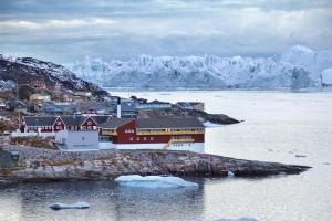 гренландия, общество, ледник, происшествие, природа, Якобсхавн