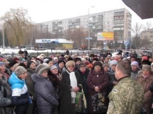 краматорск, ато, мобилизация, восток украины, донбасс, митинг, всу, донецк, луганск