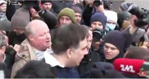 саакашвили, обыск, киев, мвд украины, происшествия