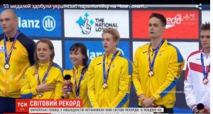 плавание паралимпизм украина чемпионат мира россия сша медали