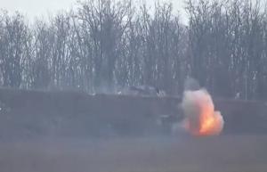 Донбасс, ракета, ВСУ, армия, Украина, Россия, террористы, оккупанты, видео